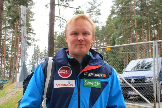 Lauri Hakola (fot. Tuija Hankkila)