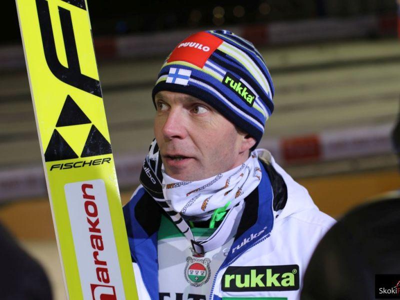 Janne Ahonen zakończył karierę. Po raz ostatni?
