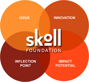 Skoll Foundation 4-1 approach