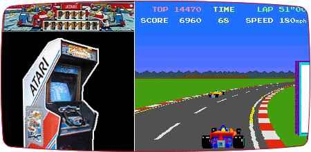 Resultado de imagen para pole position arcade