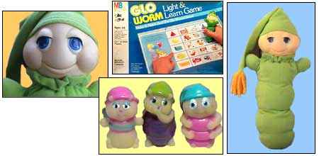 Glo Worm   Retro Synopsis of Toy