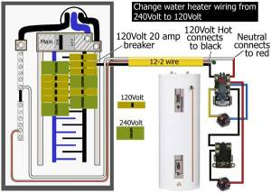 120240V household water heater installed and working  Page 2  School Bus Conversion Resources
