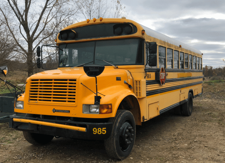 Buying a Bus Archives - Skoolie Livin | The School Bus