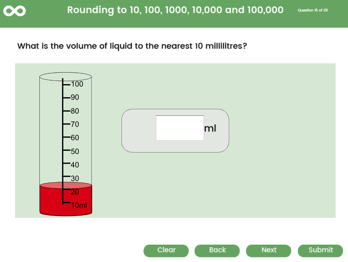 Rounding Numbers To The Nearest 10 100