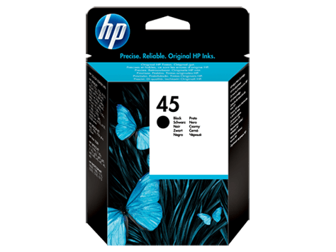HP Cartridge 45