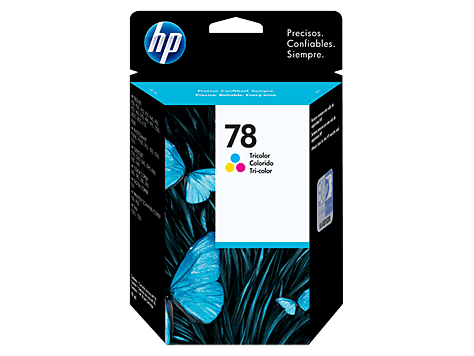 HP Cartridge 78