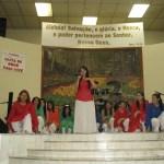 Fotos do Culto de Jovens de 26/07/2008