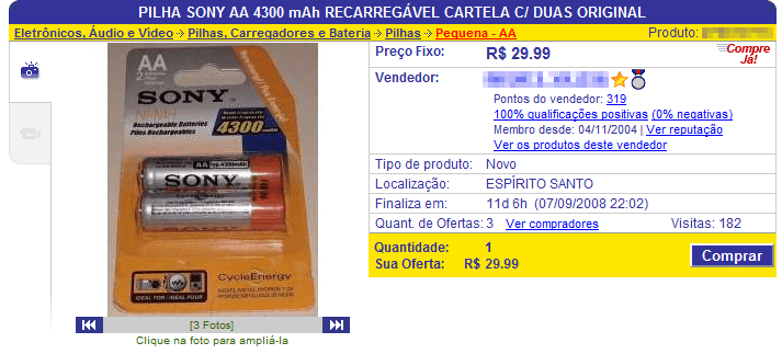 Learn how to identify counterfeit batteries and genuine Sony batteries
