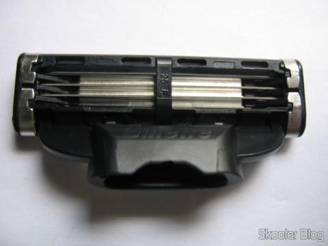 Cartucho Mach 3 da Gillette, importado de Hong Kong