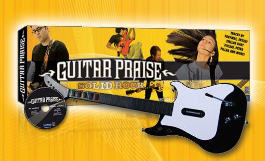 Guitar Praise: um Guitar Hero com músicas gospel