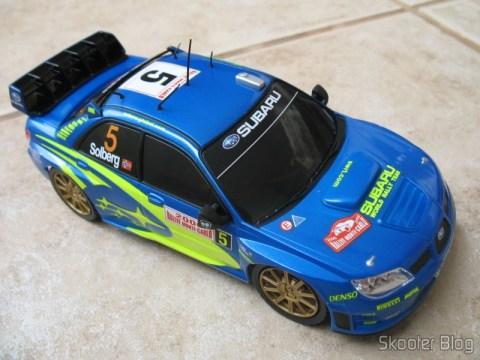 Subaru Impreza WRC2006 da Auldey