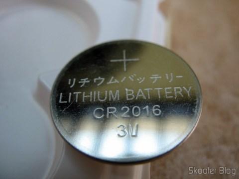 Bateria CR2016