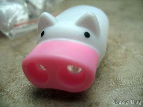 Porquinho-Lanterna de 78 cents por apenas 37 cents na DealExtreme
