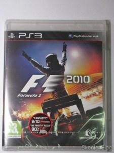 O F1 2010 still sealed