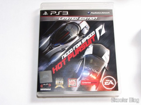 Need For Speed: Hot Pursuit - Limited Edition (PS3)