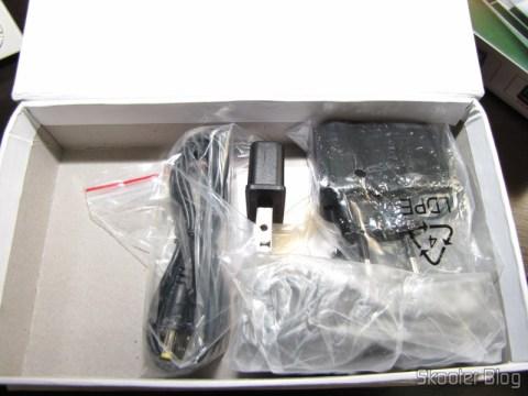 Acessórios do Receptor GPS Bluetooth para Navegação e Rastreamento com 20 canais na caixa