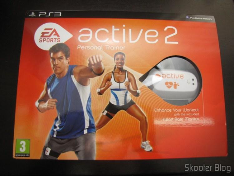 EA SPORTS Active 2 do Playstation 3