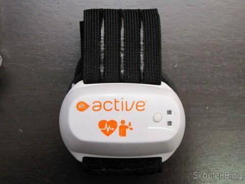 Sensor de movimentos e freqüência cardíaca do EA SPORTS Active 2 do Playstation 3