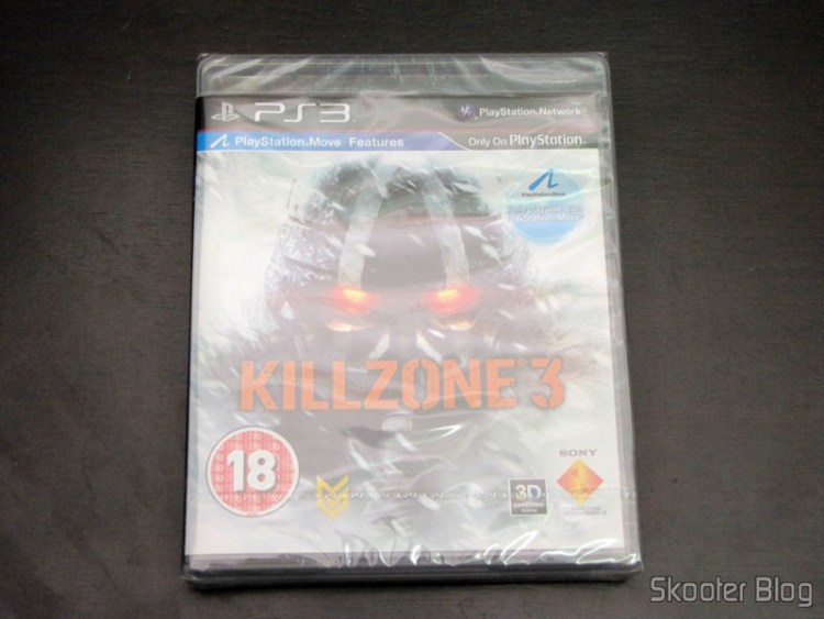 Killzone 3, still sealed