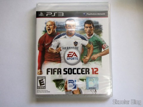 Fifa Soccer 12 (PS3) ainda lacrado