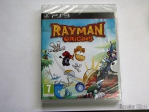 Rayman Origins do Playstation 3 (PS3), still sealed