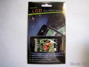 Movies Protetoras for Tela LCD LG Optimus Net P690 do / P698