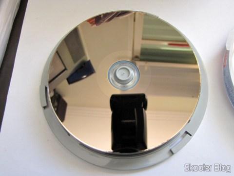 Parte de baixo do Disco Blu-Ray BD-R 25GB Maxell
