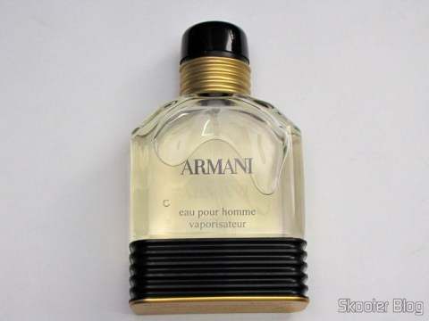 ARMANI by Giorgio Armani EDT SPRAY 3.4 OZ for MEN