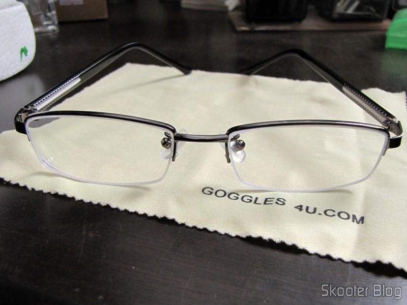 Goggles4u: Óculos de Grau muito baratos direto do exterior