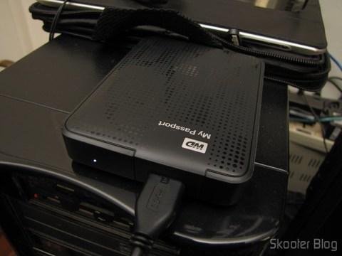 Black External Hard Drive 2 TB Western Digital My Passport WDBY8L0020BBK-NESN (Western Digital My Passport 2 TB Black External Hard Drive WDBY8L0020BBK-NESN)