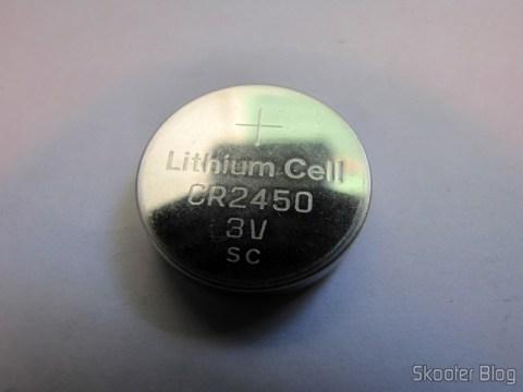 CR2450 3V Lithium Battery (CR2450 3V Cell Battery)