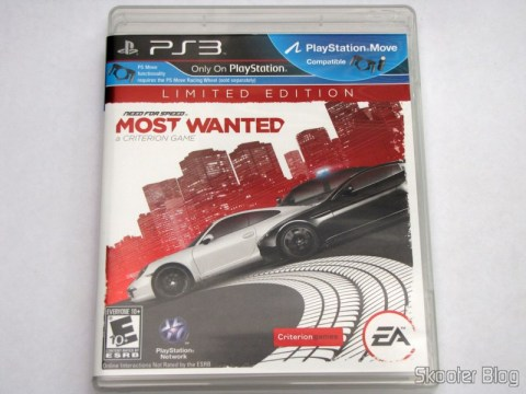 Need for Speed Most Wanted (2012) (PS3)