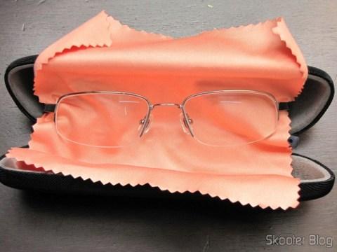 Segundo par de Óculos de grau Nike Flexon 4182 045 com lentes Essilor Transitions 1.67