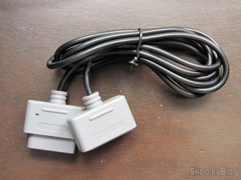Extension Cable for Super Nintendo Controller w / 1.8m (2 6ft Extension Cable for Super Nintendo SNES BRAND NEW)