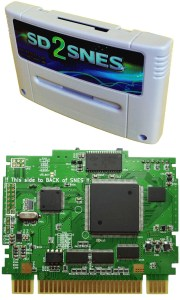 SD2SNES - Best Flash Cart for the Super Nintendo