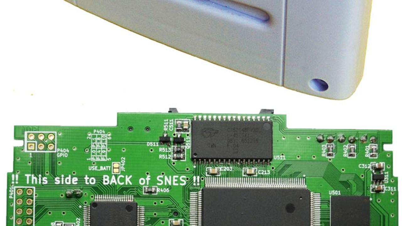 SD2SNES - Firmware 1 9 0 has just been released - Skooter Blog