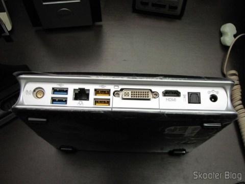 Zotac ZBOX ID83 Core i3-3120M 2.5GHz Intel HM76 DDR3 Wi-Fi A&V Gigabit Ethernet Mini PC Barebone System (ZBOX-ID83-U)