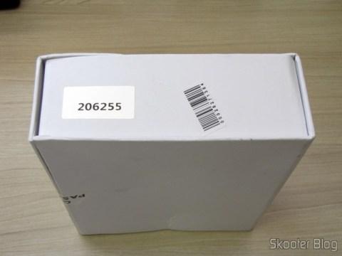 Caixa do Conjunto Transmissor + Receptor Extensor de HDMI LINK-MI LM-EX11 (LINK-MI LM-EX11 HDMI Extender Transmitter + Receiver Set - Black)