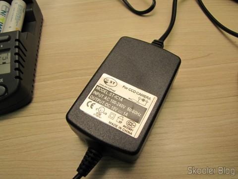 Fonte de alimentação da Mini Furadeira / Amolador Elétrico WLXY WL-800 (WLXY WL-800 Electric Drill / Grinder Set)