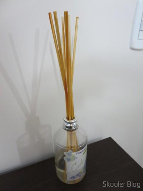 Odorizer of Fragram Environment