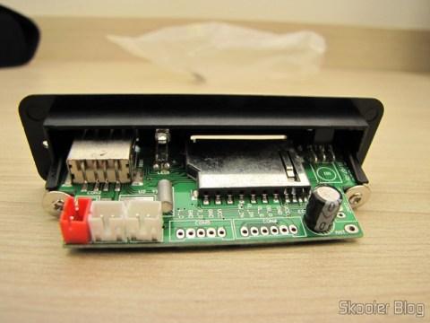 MP3 hardware decoder w / FM, Remote Controle, USB, Mini USB Slot SD (MP3 Hardware Decoder w/ FM/Remote Controller/USB/Mini USB/SD Slot – Black (5In))