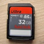 Cartão de Memória SDHC 32GB Sandisk Ultra 32GC10 Classe 10 Genuíno (Genuine SanDisk Ultra 32GC10 SDHC Memory Card – Black (32GB / Class 10))