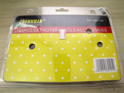 Kit de Acessórios para Ferramentas de Rotação com 98 peças (Rotary Tools Accessories Kit (98-Piece Pack))
