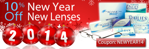 New Year's promotion in Aclens: Coupon 10% off