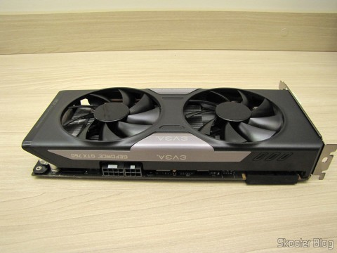Placa de Vídeo EVGA GeForce GTX 760 SC 4GB DisplayPort HDMI DVI-I/DVI-D com Cooler ACX 04G-P4-2768-KR (EVGA GeForce GTX 760 SC 4GB DisplayPort HDMI DVI-I/DVI-D Graphics Card with ACX Cooler 04G-P4-2768-KR)