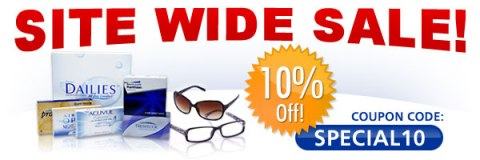 10% discount in ACLens