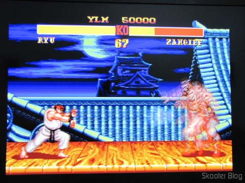Street Fighter II is one of the games where Controllers 6 Buttons ASCII 'Rhino' for Mega Drive (NEW Sega Genesis 6 Button RHINO PAD controller control) stand
