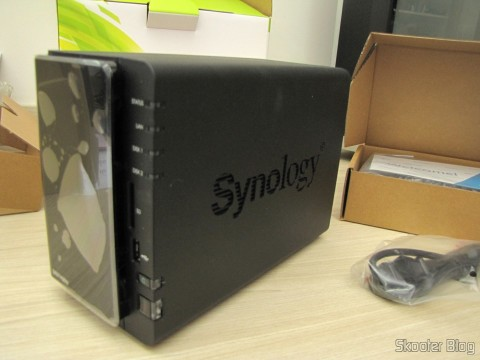 Synology America DiskStation 2-Bay Diskless Network Attached Storage (DS214play)