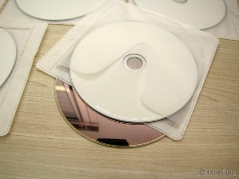Blu-Ray Recordable BD-R DL 50GB Verbatim