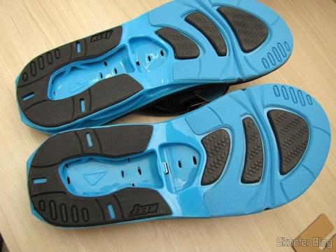 Slippers Pair sole Reef X-S Male (Reef Men's X-S Flip Flop)